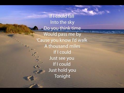A Thousand Miles -  Vanessa Carlton (Karaoke Version)