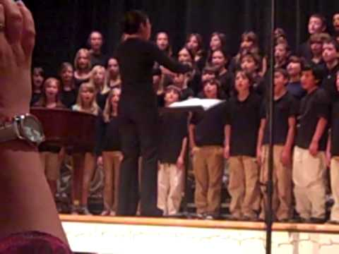 A Distant Shore by Jamestown School Chorus