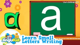 Learn Small Letters Writing | Small Alphabet for Children | Kindergarten Learn Series