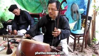 Độc tấu Đàn cò (nhị) - Điệu Xuân Nữ - Hồ Công Tưởng