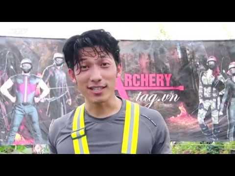 Archery Tag Vietnam on HTV