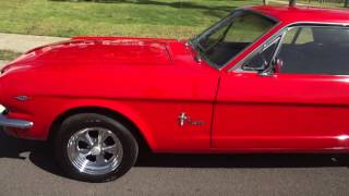 FORD, Mustang, 1966, HARD TOP www.soloautos.mx