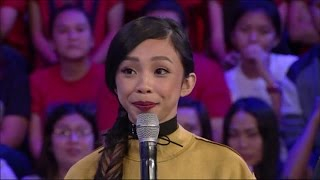 """Vice to Maymay: """"Maganda ka, baliw. Pang-supermodel ka!"""""""