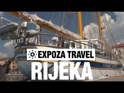 Rijeka (Croatia) Vacation Travel Video Guide