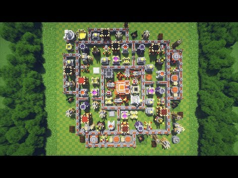 CLASH OF CLANS IN MINECRAFT!