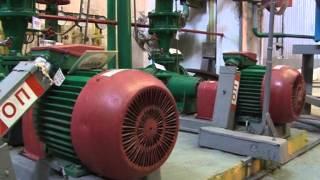 Ремонт на энергоблоке №3 ЗАЭС - ЭЦ(Специалисты участка по ремонту электродвигателей 0,4 кВ на данном этапе ремонтной кампании, выполняют ремон..., 2013-02-15T07:21:17.000Z)