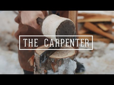 Hand Crafted - The Carpenter