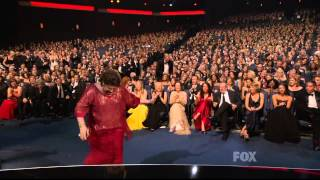 Margo Martindale wins an Emmy for Justified 2011