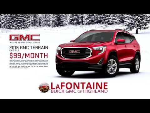Gmc Terrain Lease Deals >> Welcome To Lafontaine Kia