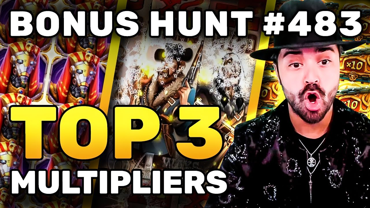 TOP 3 MUST SEE MULTIPLIERS FROM HUNT 483