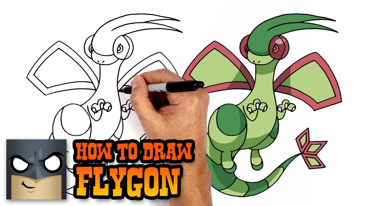 how to draw pokemon videos