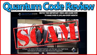 quantum code review michael crawford scam