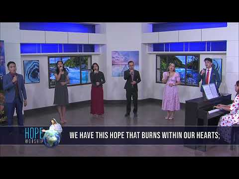 LIVE! Hope Worship with Engr. Dale Claveria - Augusr 21, 2021