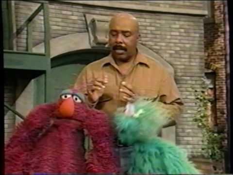 Sesame Street (#3883): Telly and Rosita
