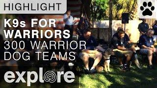 300 Warrior Dog Teams Celebration - Live Cam Highlight thumbnail