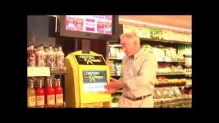 The Coupon Express Kiosk