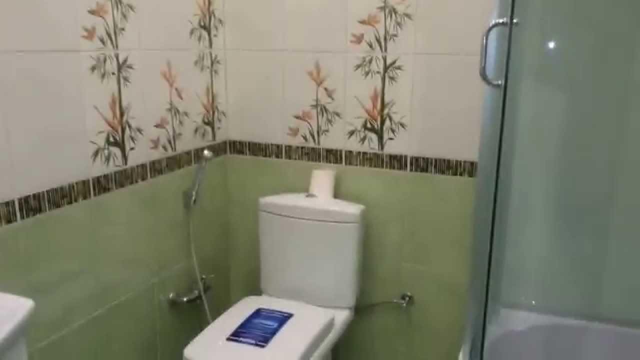 описание дизайна ванной комнаты