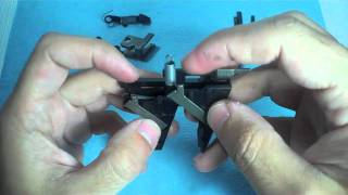 What Causes the Glock Gen4 Trigger Weight - Part1