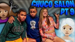 CHUCO SALON PART-9 W/ Vicky & D6!!! * hilarious* 🤣