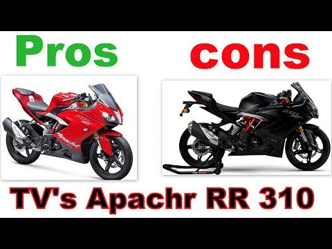 TV's Apache RR 310 - Pros & Cons | My 1st Impression in Detail