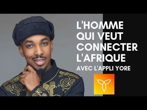 YORE : L'application Mobile Qui Veut Connecter Les Africains