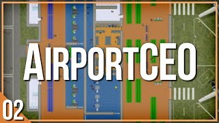 AirportCEO | PART 2 | OPEN FOR BUSINESS