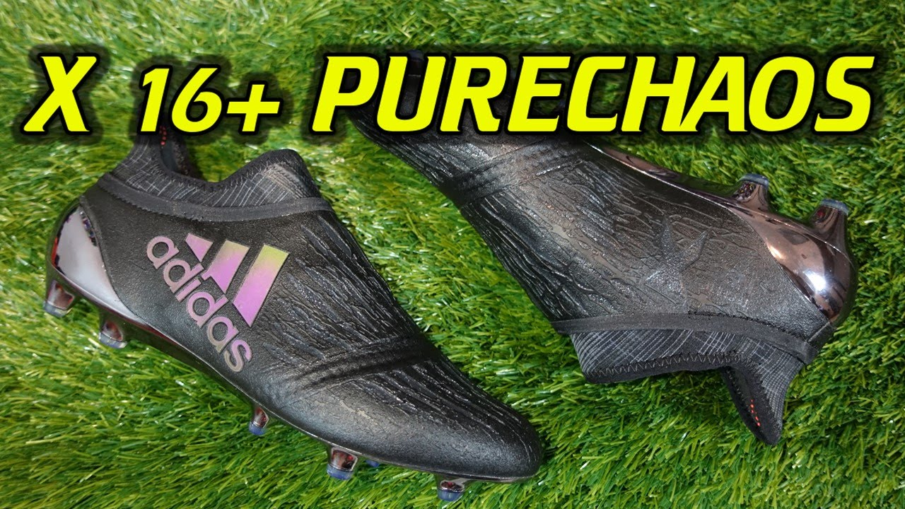 75356d845f59 18f45 d00b1; discount adidas x16 purechaos dark space pack review on feet  youtube c0d5c 8a0cb