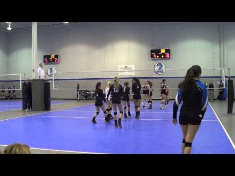 Rapids Thunder 17's Volleyball