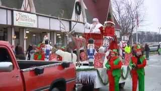 Santa Claus Christmas Parade