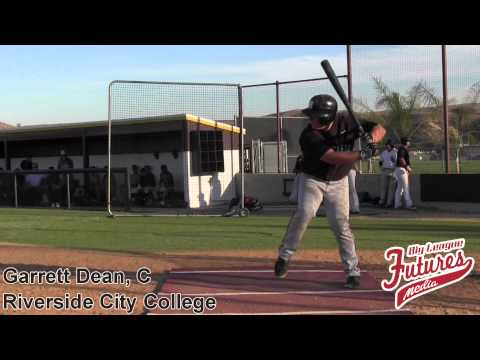 Garrett Dean Prospect Video, C, Riverside City College @G_dean31