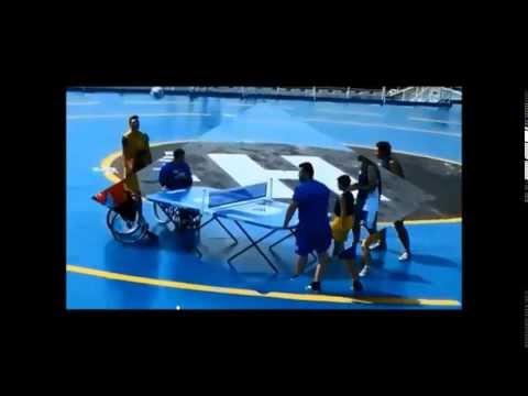 T - BALL GAMES για άτομα με ιδιαιτερότητες (ΑΜΕΑ)
