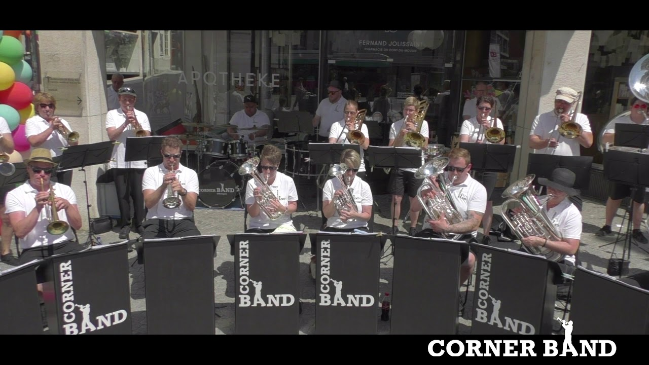 Corner Band Oftringen - Save the last dance for me