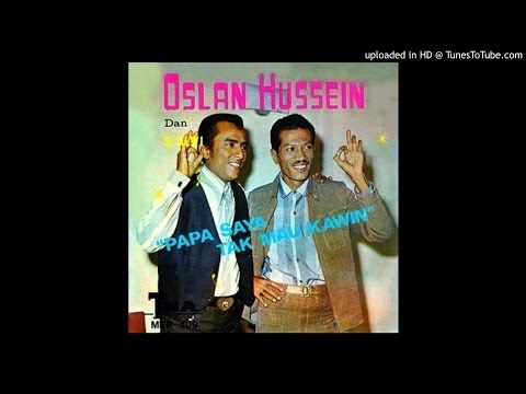 Oslan Husein & S. Alwi ~ Rantak Kudo