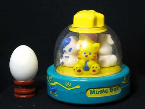 Music Box For Babies Merry Go Round Series Youtube