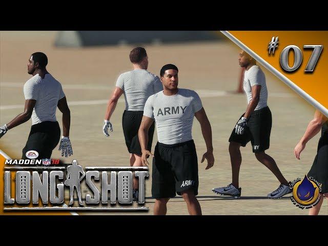 SINGSTAR MIT COLT 🏈 Let's Play MADDEN NFL 18 LONGSHOT #07