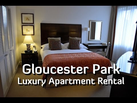 Luxury London Apartment Review - Cheval Gloucester Park