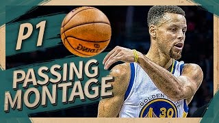 Stephen Curry CRAZY Offense Passing Highlights 2016/2017 (Part 1) - SWISHING & DISHING!