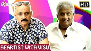 Rajini is very intelligent and grasps things quickly says Visu | Heartist | Bosskey TV