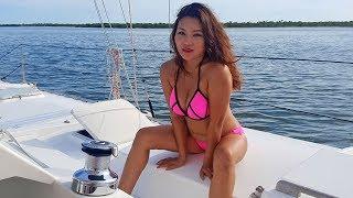 B0NDAGE On The HIGH SEAS - Ep 80 Sailing Luckyfish 10 Ways #2