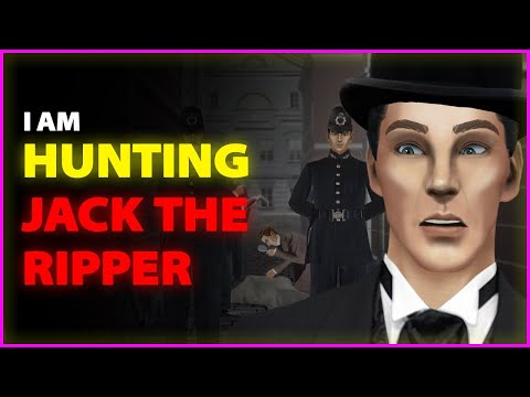 I Am Hunting the Mysterious Jack the Ripper