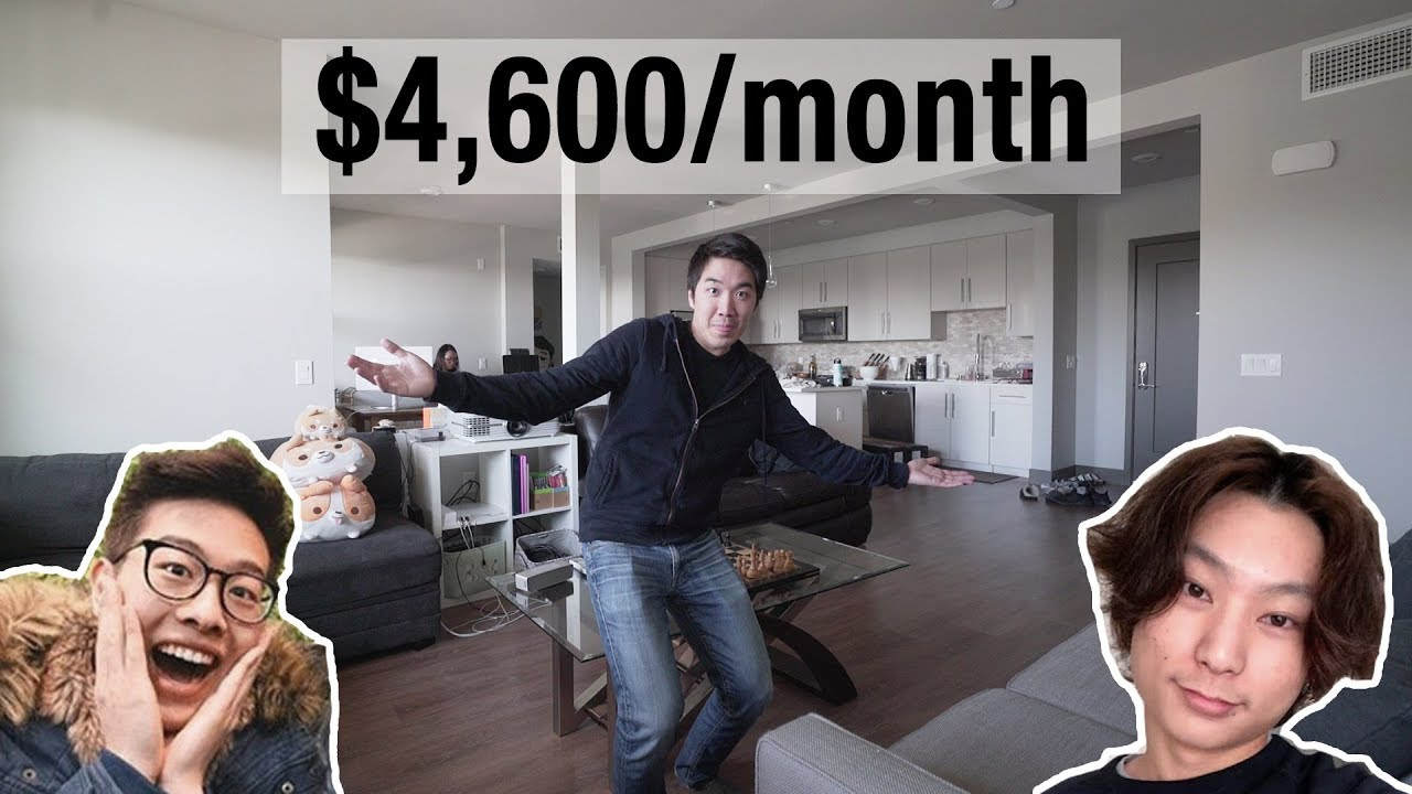 Silicon Valley Apartment Tour 4600 Month Ft Elliot Choy X Arpi Park Youtube Elliotchoy » my gear main camera youtube