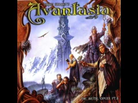 Клип Avantasia - Neverland
