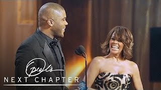 How Tyler Perry Tried to Save Whitney Houston's Life | Oprah's Next Chapter | Oprah Winfrey Network