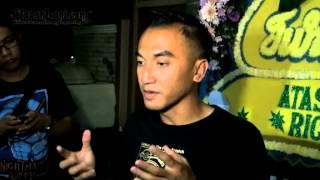 Ricky Jo Tak Sempat Saksikan Penampilan Timnas