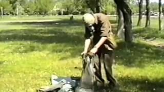 МАКЕЕВКА   БУРОЗ СШ 19 урок военной подготовки 1997год