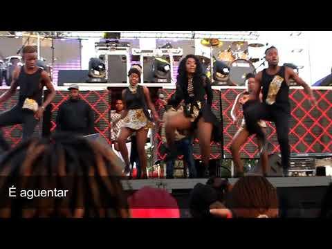 Marllen brilha com Ukati no show Só Moçambique Só Nós thumbnail