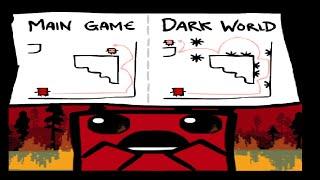 Super Meat Boy (Dark World)   Cap.8   Todo ha cambiado -Nicko GEX.