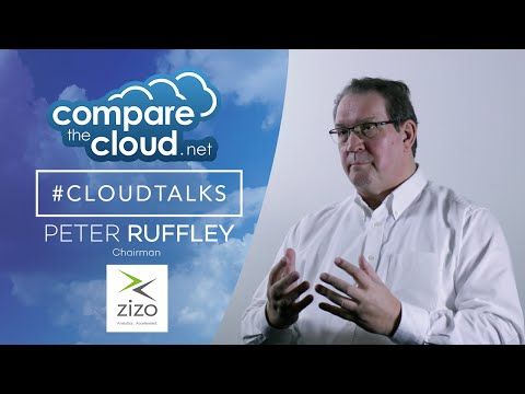 Business Analytics & Data Discovery - #CloudTalks with Zizo's Peter Ruffley