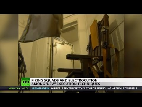 Tried & True? Firing squad, electric chair return in US for death penalty