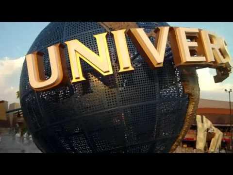 Universal Studios Orlando Globe